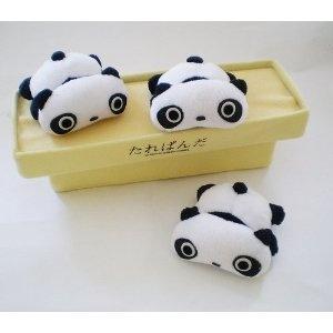 Panda Tare panda Bean Plush Dolls 5 Inch