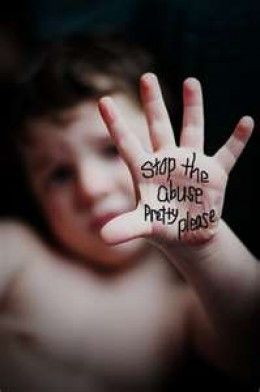 Child abuse needs to stop...