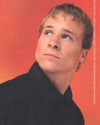 110 best Brian Littrell images on Pinterest