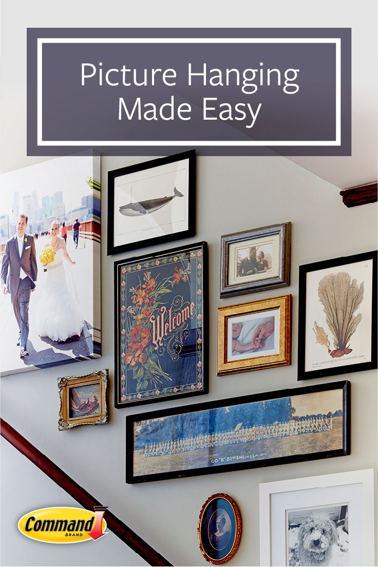 Tell A Generational Story By Creating A Gallery Wall Of Personal Photos And  Cherished Artwork.