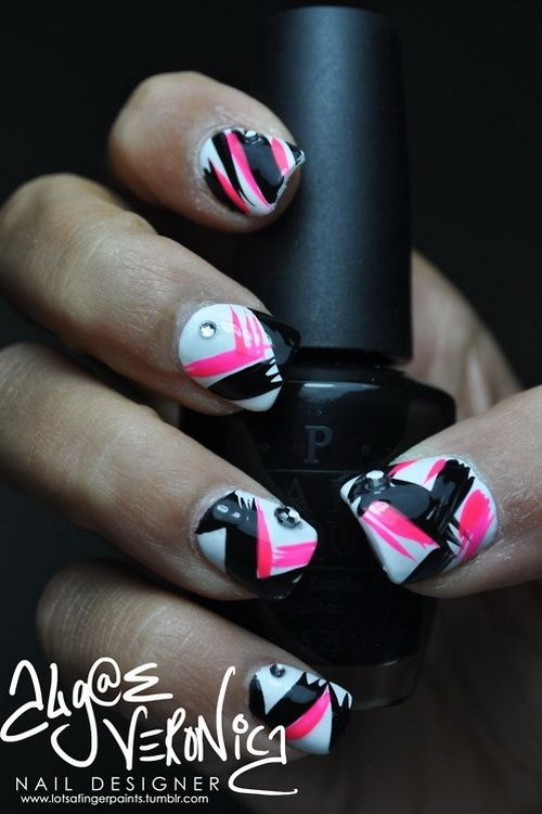 87 best 2015 Nail Designs images on Pinterest | Nail ...