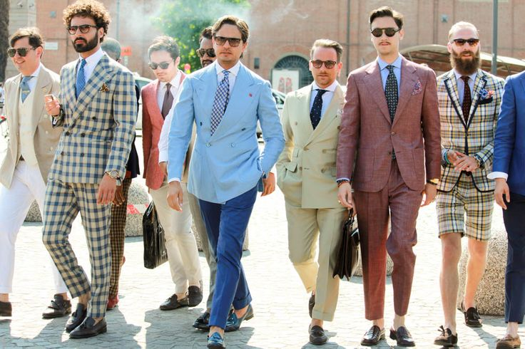 Street style Pitti Uomo 88 – Powered by Louis Purple – Day 3 - Stil Masculin .ro