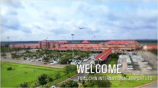 COCHIN INTERNATIONAL AIRPORT LTD