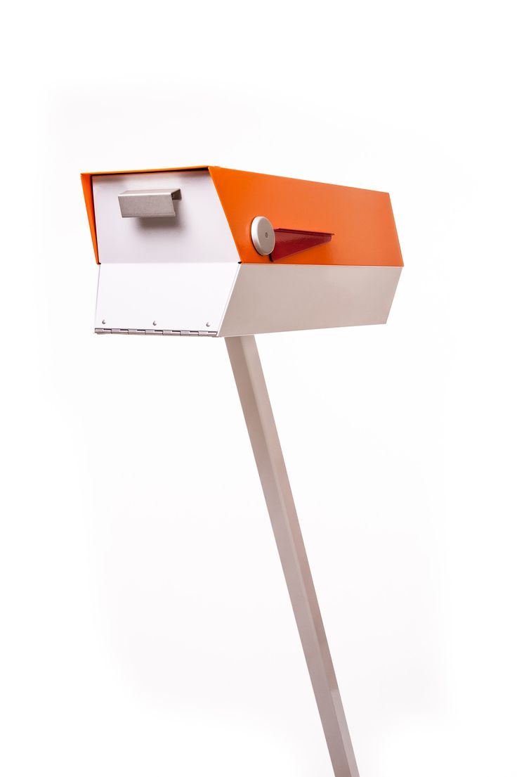 The Perfect Match For Your Midcentury Door! Modern Mailboxperfect