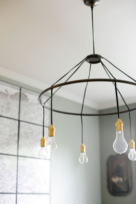 99 best images about upcycled lamps on pinterest - Roost edison lamp ...