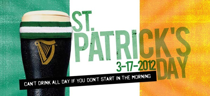 Tigin Irish Pub & Restaurant gets all Irish and stuff. Join them for St. Patrick's Day and celebrate with a pint...or two.