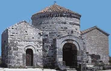 Silanus, chiesa di Santa Sabina