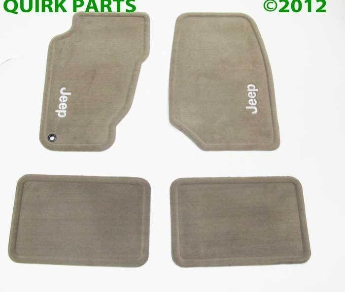 Details About 1999 2004 Jeep Grand Cherokee Carpet Floor