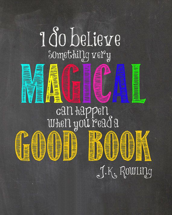 Jk Rowling Quotes About Reading. QuotesGram