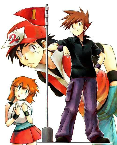 Best 25+ Gary pokemon ideas on Pinterest | Pokemon stories ...