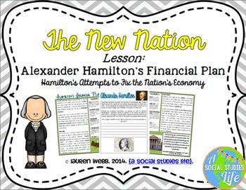hamilton financial plan