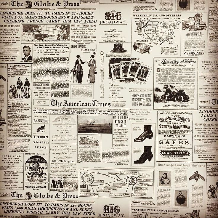 Newspaper wallpaper by ayyemmwhy                                                                                                                                                                                 More