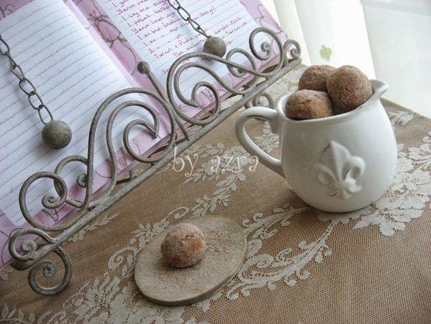 by azra: Dünyanın ennn güzel tarçınlı kurabiyesi...