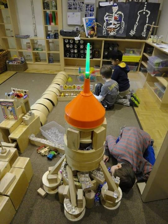 "Fabulous rocket building. Great resources!... from Reggio Kids Childcare Centres ("",)"