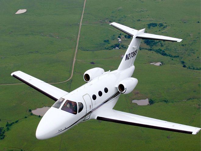 The Cessna Citation Mustang