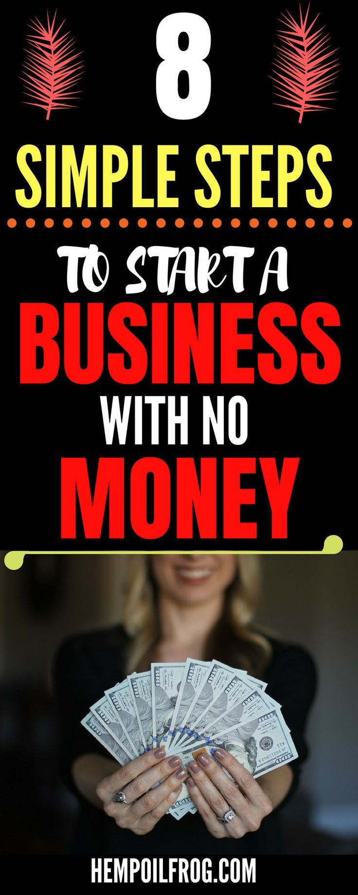 How To Start Ur Own Business With No Money Best Home Based