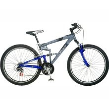 Mongoose Mountain Bike... Just got one of these to start riding until I can afford a super awesome bike!!