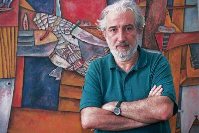 Adolfo Nigro #arte #artistas #pintores #Argentina