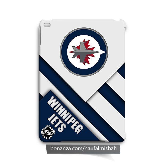 Winnipeg Jets Cool iPad Air Mini 2 3 4 Case Cover