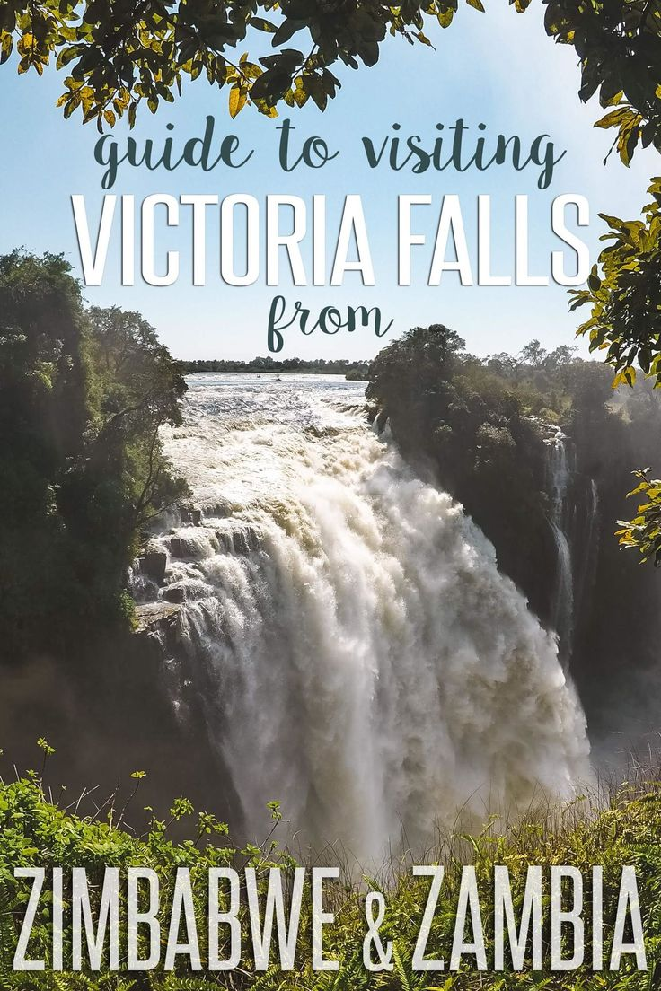 Guide to Visiting Victoria Falls from Zimbabwe and Zambia