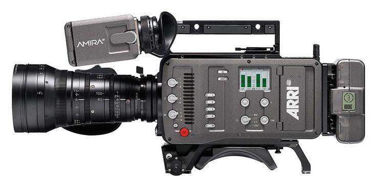 Arri unveils new #AMIRA camera at #IBC 2013