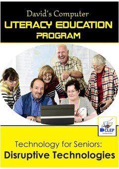 Technology for Seniors: Learning Technology
