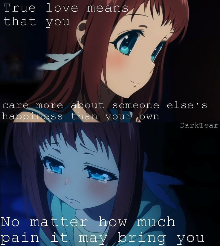 624 Best Anime Quotes Images On Pinterest