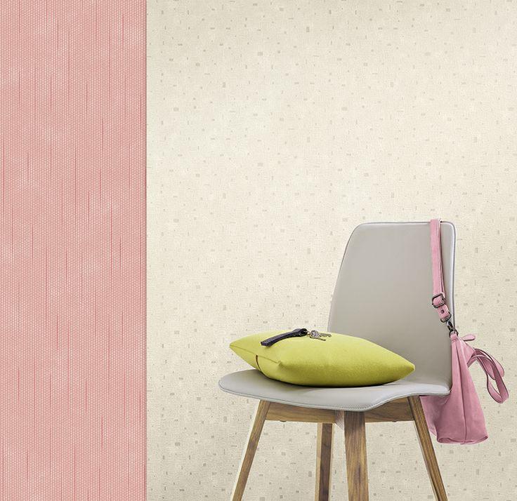 Glossy er en nydelig vinyltapetkolleksjon med fiberbakside. Denne type tapet tåler en god vask og er spaltbar når du skal ta den ned. Fiberbaksiden vil da sitte igjen på veggen og være lett å tapetsere samt blir da overmalbar. www.fantasi.no