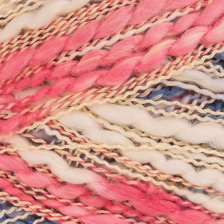 Captivating King Cole Opium Palette Is A Fantastic Multicolored Thick And Thin Yarn,  Full Of Excitement
