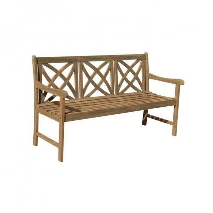 Outdoors Garden Bench 5 Foot Wooden Patio Furniture Porch Renaissance Style Home #OutdoorsGardenBench