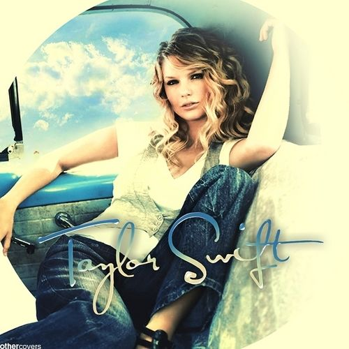 Taylor Swift (album) Fan Art: Taylor Swift [FanMade Album Cover]