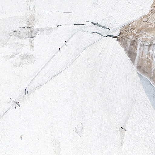 Olivo Barbieri, The Dolomites Project #14, 2011