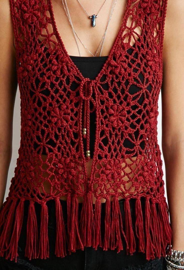 fringed-floral-crochet-vest-standard.jpg (913×1340)