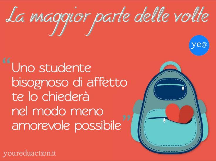 #studenti #affetto