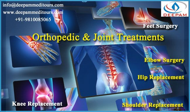 #orthopaedic and joint treatment