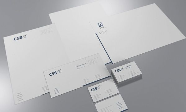 CSB Branding & Identity on Behance