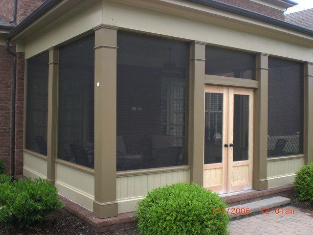 Veranda Tips For Every Residence Style Screened Porch Designs