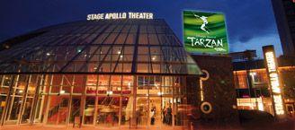Tickets & Infos | Disneys Musical Tarzan®, Stuttgart | Musical-Karten, Eintrittskarten