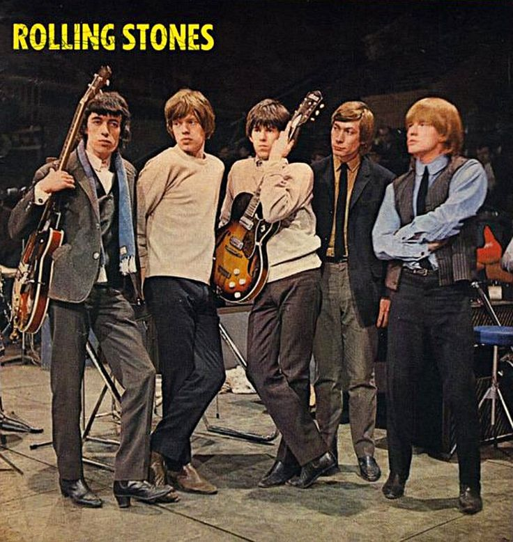 The Rolling Stones - 8 April 1964