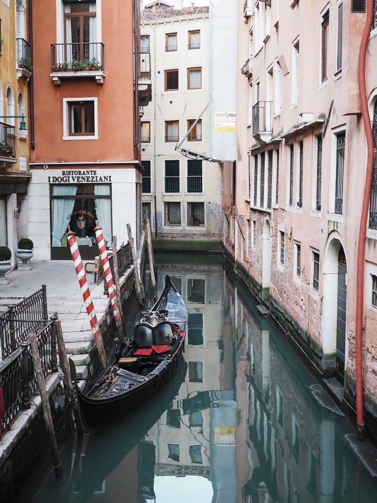 Venice travel tips - Johanna P.