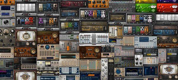 Cosa sono i plugin per la produzione musicale? COSA SONO I VIRTUAL INSTRUMENT?  I plugin, oltre che gli effetti, possono emulare strumenti musicali come sintetizzatori o campionatori.  Questi strumenti virtuali possono ess