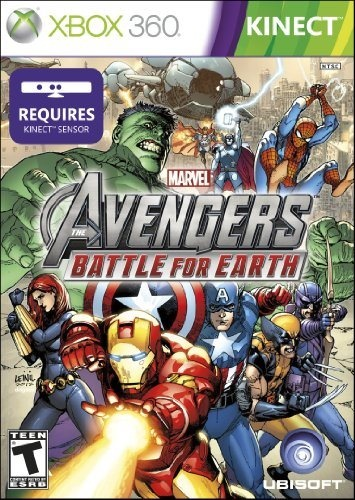 Marvel Avengers: Battle For Earth #CleverAvengers #spon