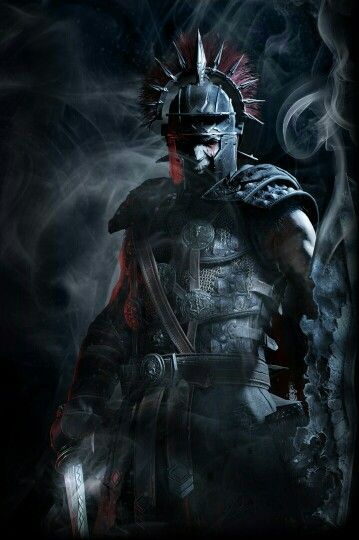 "Ryse: Son of Rome. Damocles the Black Centurion ""Damocles was a vengeful spirit"""