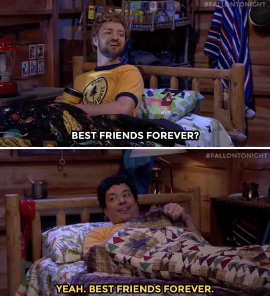 Best bromance of all times these 2 !