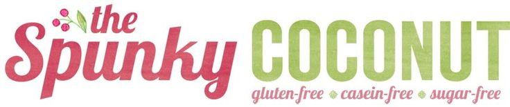 The Spunky Coconut  This blog has tons of recipes for gluten free and dairy free using stevia, honey or coconut sugar
