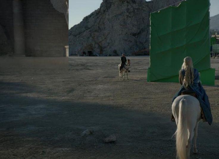 Game of Thrones: o seriado que não existiria sem efeitos especiais #FFCultural #FFCulturalSeries #FFCulturalCinema #FFCulturalTech #got #gameofthrones #rodeofx