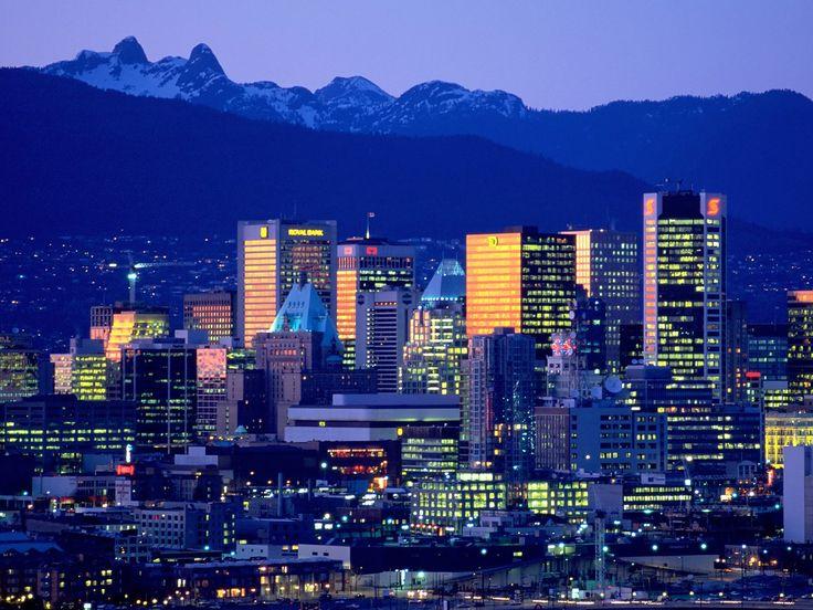 Vancouver B.C: Bucketlist, Canada Travel, British Columbia Canada, Buckets Lists, Favorite Places, Vancouver Bc, Wonder Places, Vancouver Canada, Cities Skyline