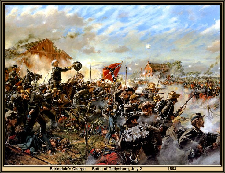 Brigades of Gettysburg The Union and Confederate Brigades at the Battle of Gettysburg