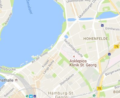4 Sterne Hotel The George in Hamburg günstig bei HRS buchen ✔ Geld-zurück-Versprechen ✔ Kostenlose Stornierung ✔ Mit Businesstarif 30% Rabatt