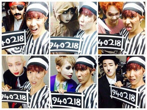 BTS War of Hormone Halloween   Crudddd   BTS, Bts ...